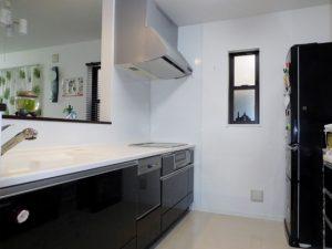 食洗器・浄水器付システムキッチン