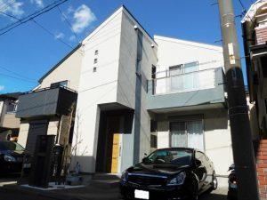 建物外観・平成20年5月建築