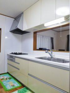 浄水器付システムキッチン