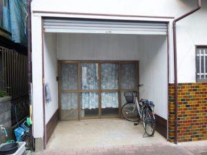 1階の洋室6帖手前には大切なバイクや自転車が駐車できます