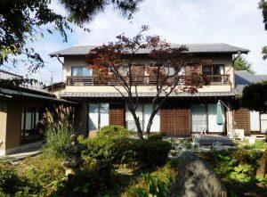 敷地面積314坪に佇む本格日本家屋